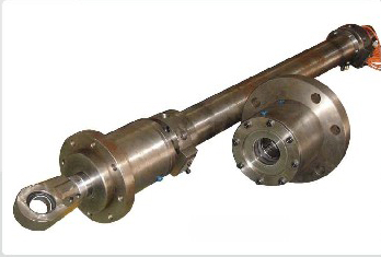 Oil cylinder with