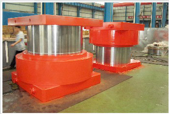 Main cylinder for